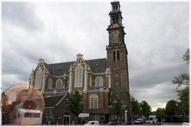 Iglesia Westerkerk.