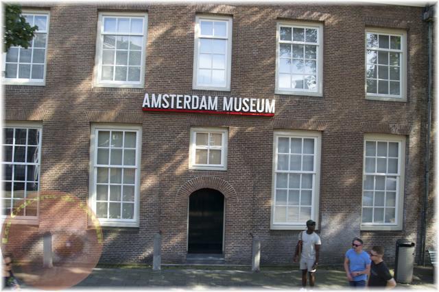 Museo de Amsterdam.
