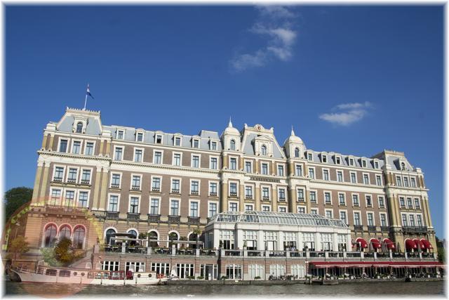 Amstel Hotel.