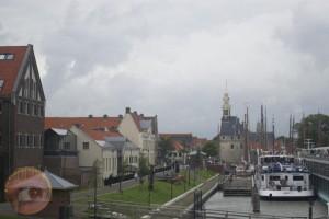 Vistas de Hoorn.