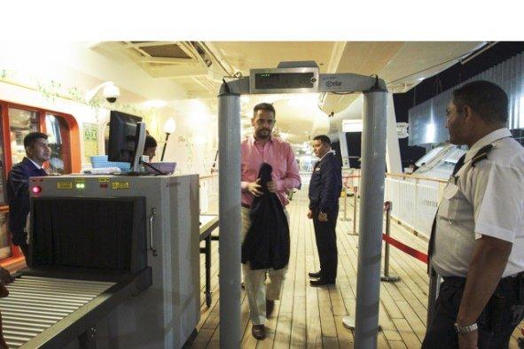 Seguridad en cruceros 2