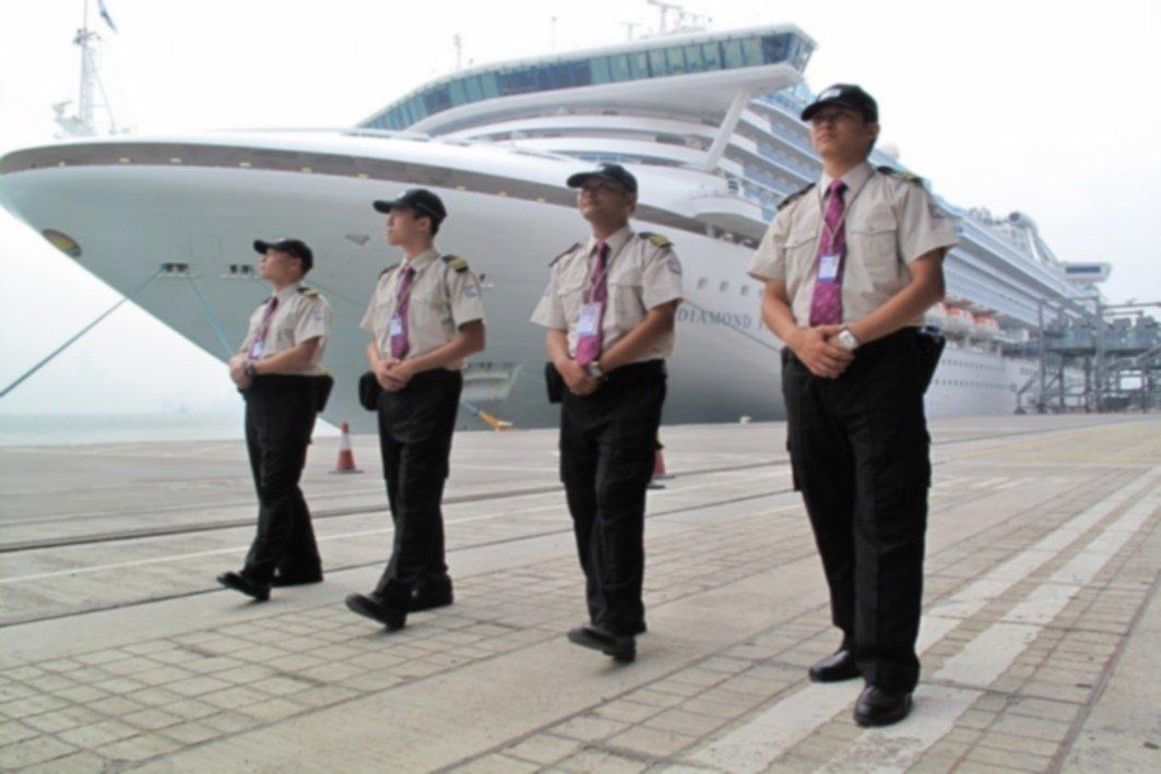 Seguridad en cruceros 3